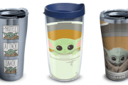 New Baby Yoda Tervis Tumblers Are Now Available, We Need Them All!