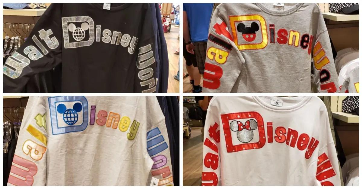 Walt Disney World Sweatshirts