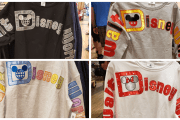 Walt Disney World Sweatshirts Have Cozy Chic Style