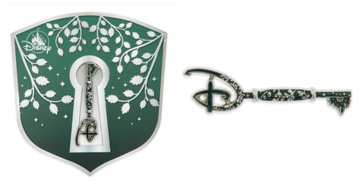 Unlock The Opening Ceremony Magic With The Disney Store Key Pin