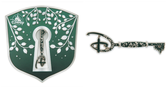 Unlock The Opening Ceremony Magic With The Disney Store Key Pin 1