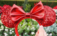 New Redd Minnie Mouse Headband Is Coming Soon To The Disney Parks