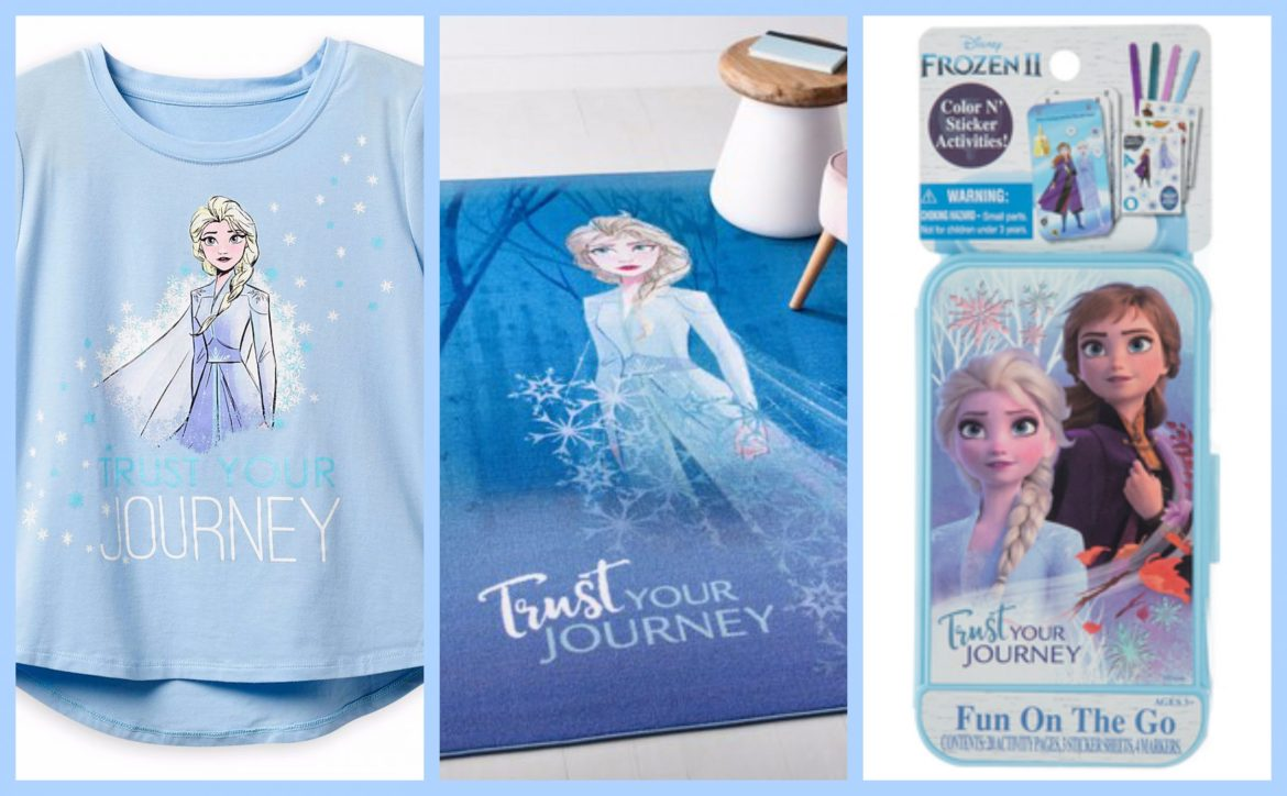 Disney Facing Lawsuit Over 'Frozen II' Merchandise Slogan