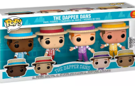 All New Limited Release Funko Pop! Dapper Dans