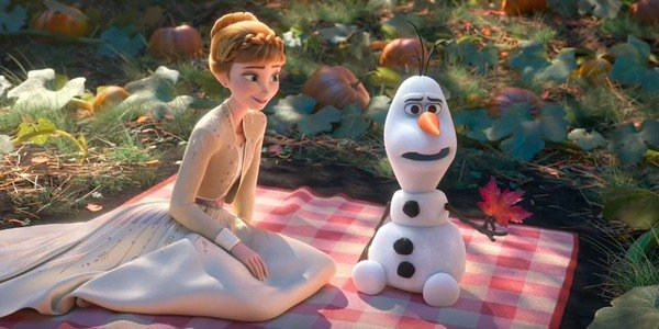 'Frozen II' Remains #1 at the Box Office Over Thanksgiving Weekend 3