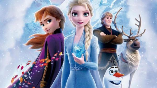 'Frozen II' Remains #1 at the Box Office Over Thanksgiving Weekend 1