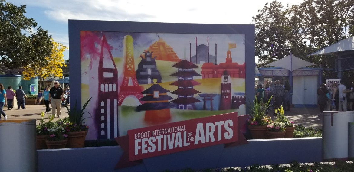 The Star-Studded Lineup of Broadway Stars Coming to Epcot International Festival of the Arts