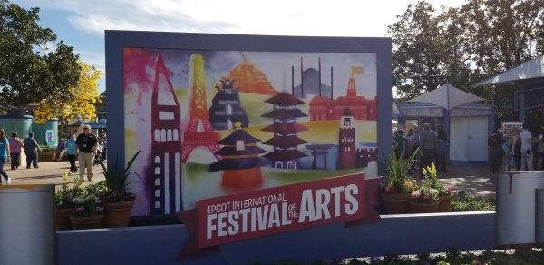 international festival of the arts