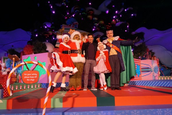 Celebrate Grinchmas and More at Universal Studios Hollywood