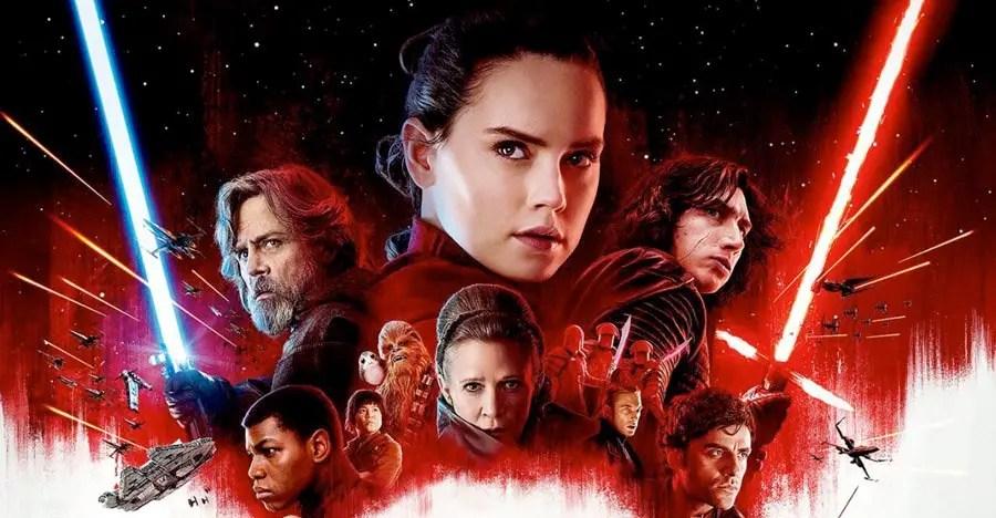 Star Wars: The Last Jedi is Now on Disney+