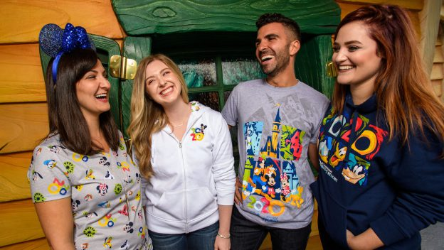 Disney Parks 2020 Merchandise Is Here To Ring In The New Year