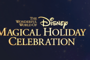 The Wonderful World of Disney Magical Holiday Celebration Added to Disney+