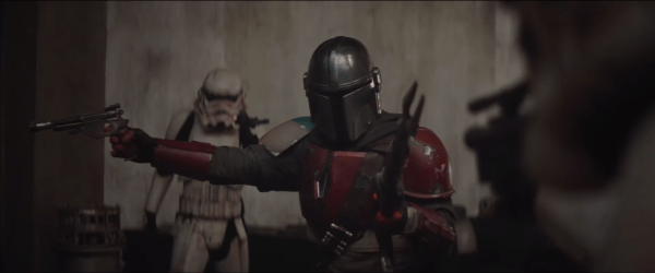 'The Last Jedi' Director Wants to Direct An Episode of 'The Mandalorian' Season 2 4