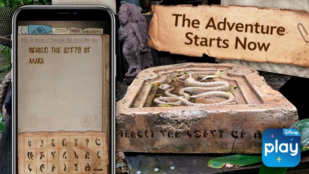 The Indiana Jones Adventure Is Now Available in the Disney Play App