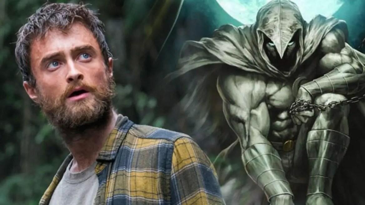 Marvel Studios Reportedly Seeking Daniel Radcliffe as 'Moon Knight'