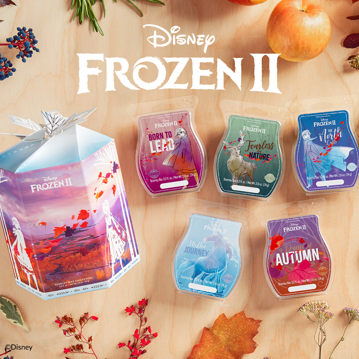 Beauty And Wonder Collide With The New Scentsy Frozen Collection 2
