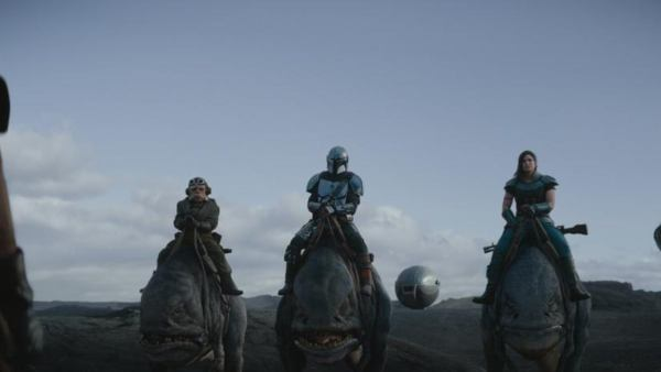 Episode 7 of 'The Mandalorian' Ends with An Unexpected Twist 2