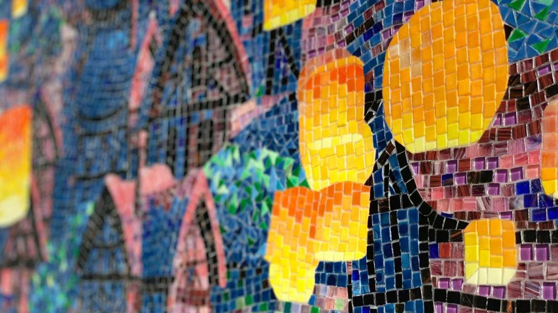 New, Magnificent Mosaics Debuts at Disney's Riviera Resort