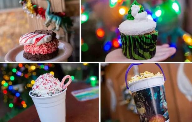 New Holiday Treats at Walt Disney World