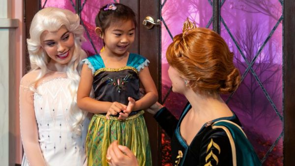 New Frozen Experiences Have Arrived at Disneyland Resort 2