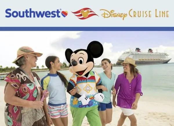 Southwest Disney Cruise Sweepstakes