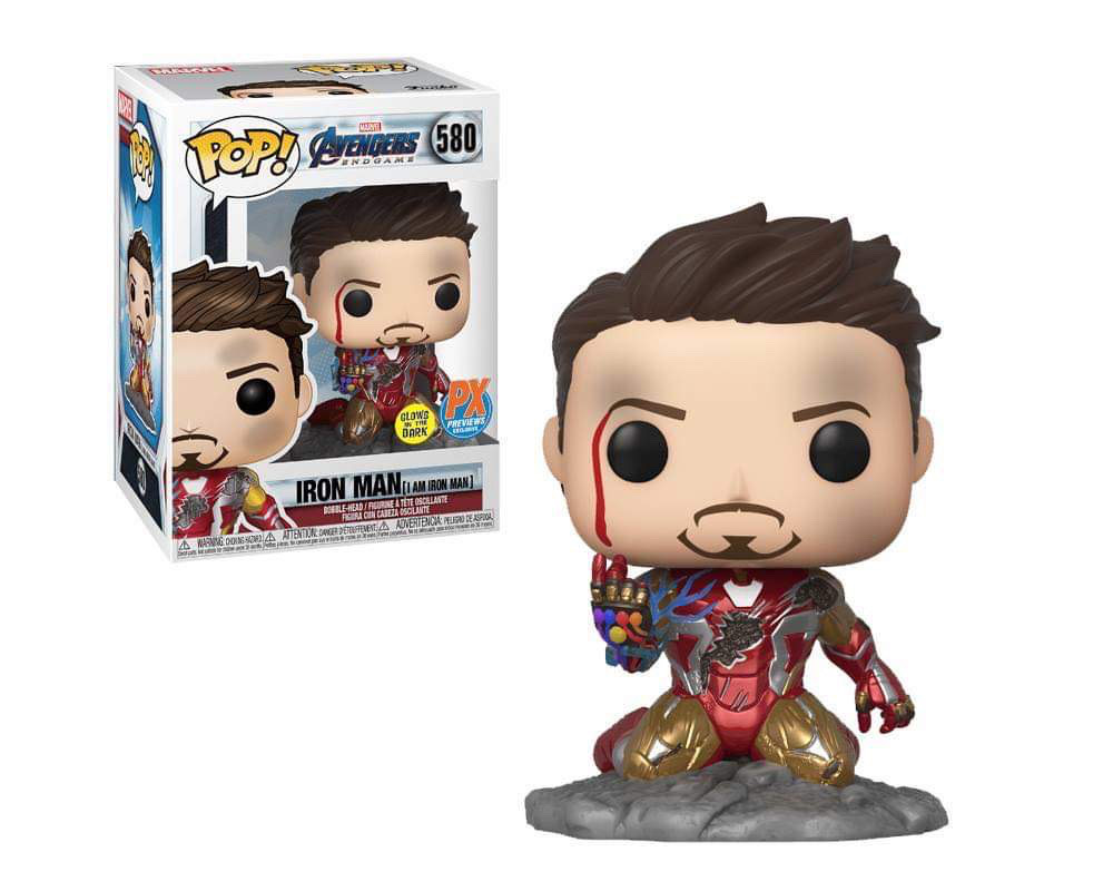 "New ""Avengers: Endgame"" Iron Man Funko Pop Coming Soon"