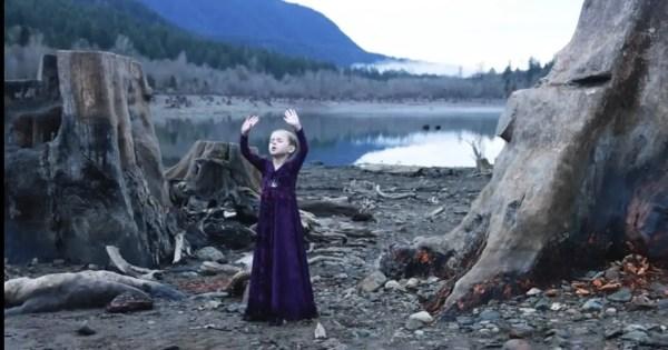 Claire Crosby Frozen 2 cover