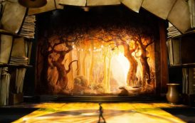 """A Sneak Peek of the New Cirque Show """"Drawn to Life"""" at Disney Springs Has Just Debuted"""
