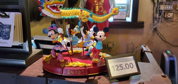 Celebrate the Year of the Mouse With Mickey and Minnie and Their Lunar New Year Inspired Outfits 4