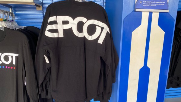 New Epcot Spirit Jersey Makes The Perfect Park Outfit 3