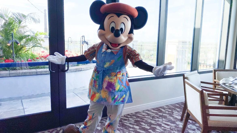 Topolino's Terrace is Disney World's Best New Character Dining Breakfast