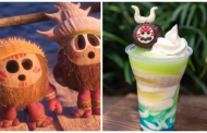 Kakamora Dole Whip Float from Moana now available all day at Disney World