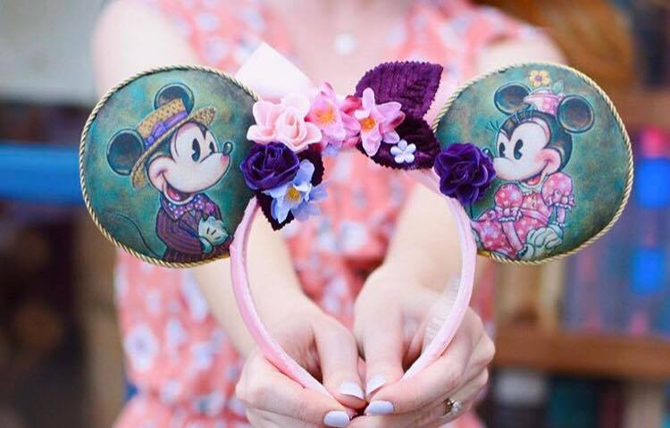 New John Coulter Minnie Ears Join The Disney Parks Designer Collection
