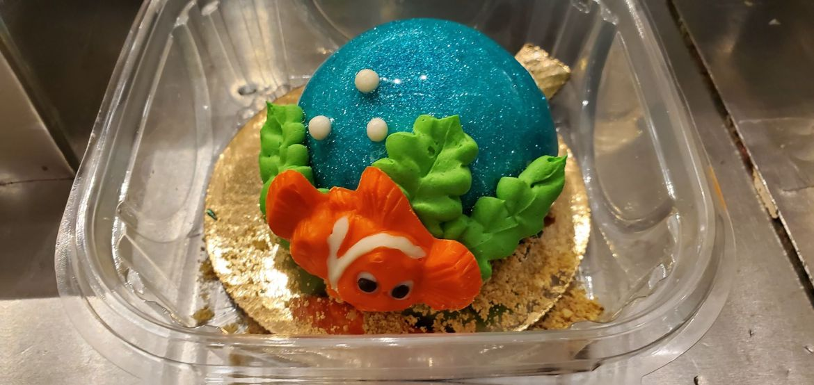 """I'm Nemo"" Cheesecake is Making a Splash Over at Disney's Art of Animation Resort"