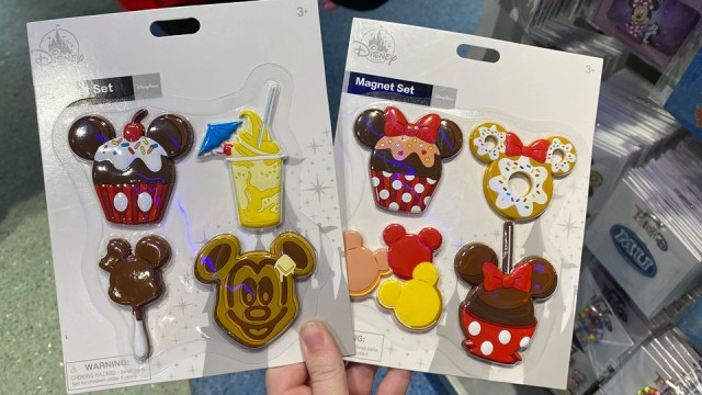 These Disney Snack Magnets Are Deliciously Adorable 1