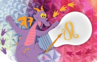 Figment Featured On New Disney Gift Card