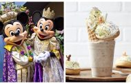 Mardi Gras Shake Arrives at Disney Springs!