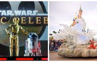Star Wars and Frozen Celebration at Disneyland Paris