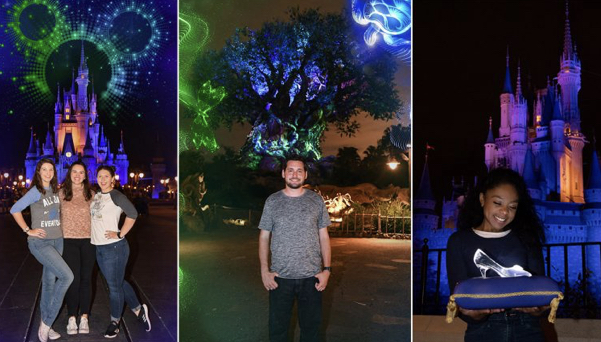 Nighttime Magic Shots