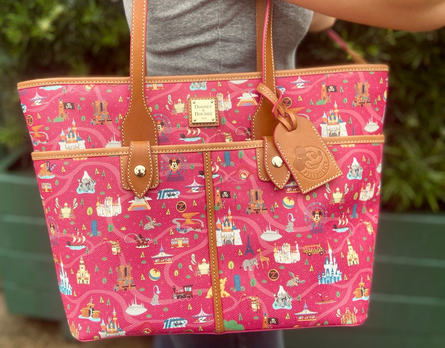 New Disney Park Life Dooney And Bourke Collection Coming Soon