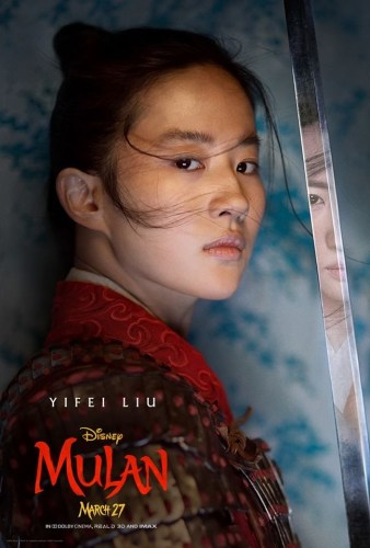 Check Out the New Character Posters for Disney's Live-Action 'Mulan' 2