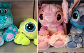 New Disney Big Feet Plush Are The Cutest And Snuggliest Pals Around