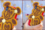 Mickey Waffle Phone Case Is A Must Have Sweet Treat