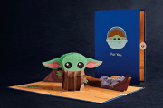Baby Yoda Card From Lovepop At Disney Springs