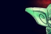 Baby Yoda Geeki Tiki Is Landing Soon From a Galaxy Far, Far Away