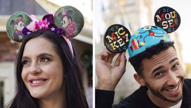 New Disney Parks Designer Collection Ears Coming To Festival Of The Arts!