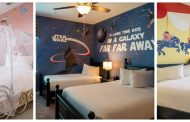 Enjoy a Stay in Disney-Themed Rooms