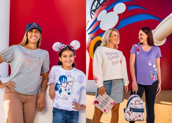 New Sail Away Minnie Collection Available On Disney Cruise Line 2