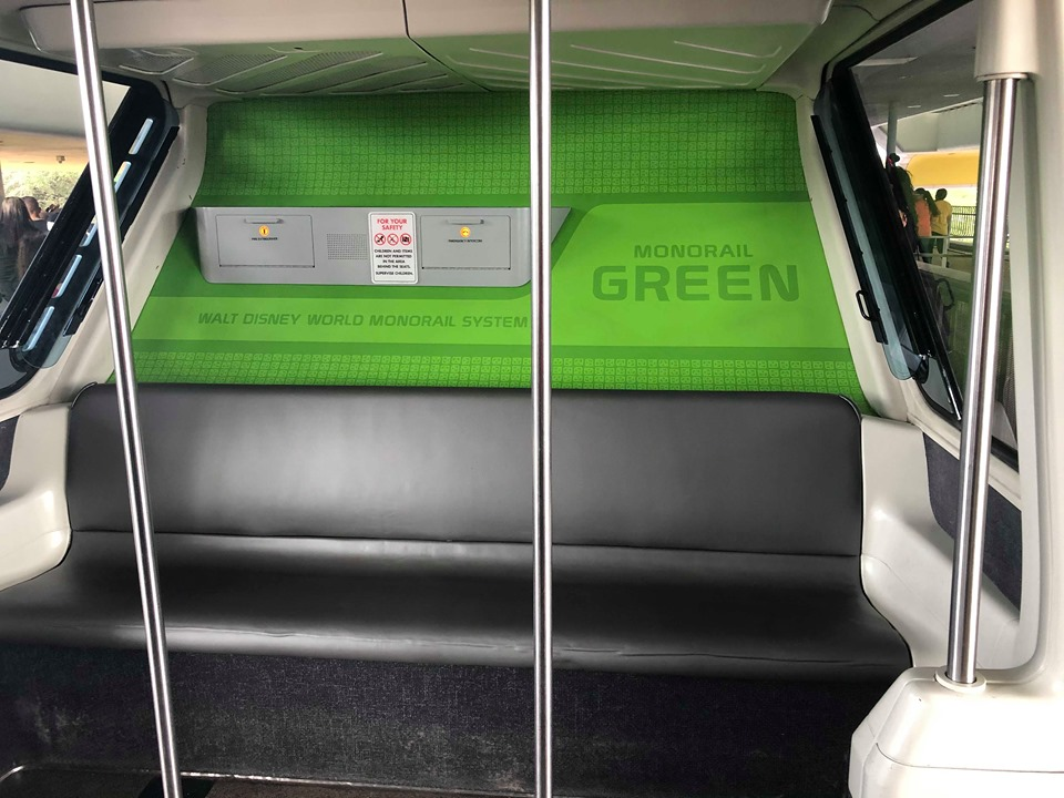 Monorail Green Got A Makeover And Is Looking Good!