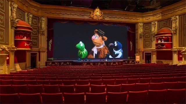 Muppet Vision 3D To Close For Refurbishment This Month